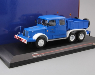 TATRA 141 6х6 (1959), blue