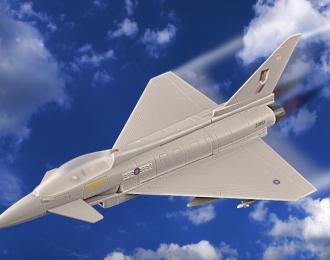 Сборная модель Многоцелевой истребитель EF-2000 Eurofighter Typhoon ( 20см, Hobby Boss )