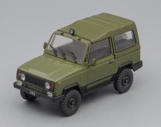 УАЗ 3171, Автолегенды СССР 126, хаки