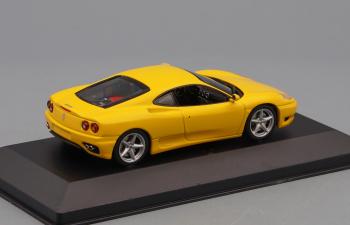 FERRARI 360 Modena (1999), yellow