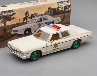 "DODGE Monaco ""Hazzard County Sheriff"" 1975  (из к/ф ""Смоки и бандит"") (Greenlight!)"