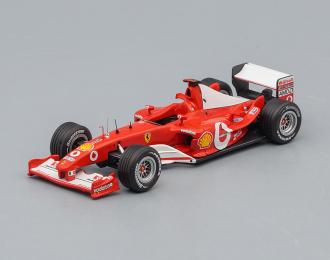 FERRARI F2003 1 Michael Schumacher (2003), red