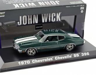 """CHEVROLET Chevelle SS 396 1970 (из к/ф """"Джон Уик"""")"""