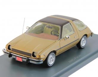 AMC Pacer (1975), brown beige metallic