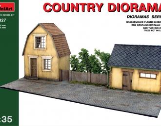 Сборная модель Наборы для диорам  COUNTRY DIORAMA