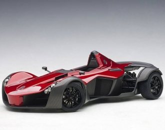 BAC Mono 2011 (met. red)