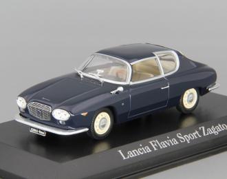 LANCIA Flavia Sport Zagato (1962), dark blue