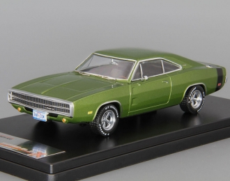 DODGE Charger 500 (1970), green