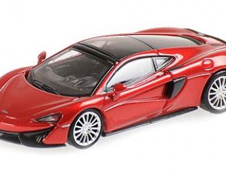 MCLAREN 570GT - RED