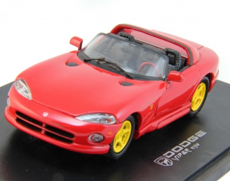 DODGE Viper RT/10, red