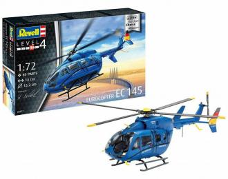Сборная модель Транспортный вертолет Eurocopter EC 145 Builders' Choice