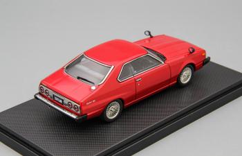 NISSAN Skyline GT-E (1980), red