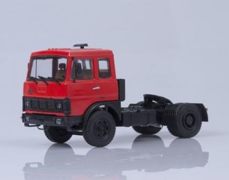 МАЗ 5432 седельный тягач ранняя кабина, красный