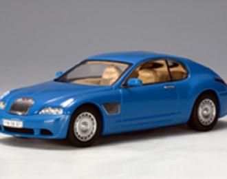 BUGATTI EB 118 Paris 1998, FRENCH RACING BLUE