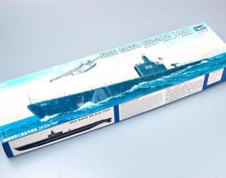 Сборная модель Американская подводная лодка USS GATO SS-212 (1941г.)