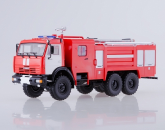 АЦ-5-40 (43118), красный / белый