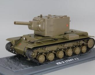 Танк КВ-2, ТАНКИ Легенды Мировой бронетехники 5