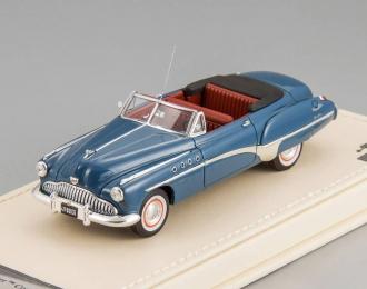 Buick Roadmaster Convertible 1949 (mariner blue)