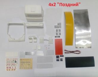 ТрансКИТ Набор деталей для конверсии АЦ-3,2-40/4 (4x2 поздний)