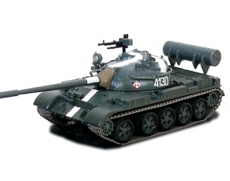 T-55A (1968), Czolgi Swiata 25