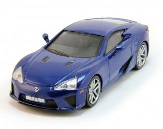 LEXUS LFA, Суперкары 24, blue