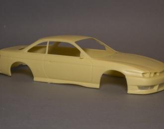 Набор для конверсии Nissan Silvia S14 с правильной геометрией морды для Fujimi