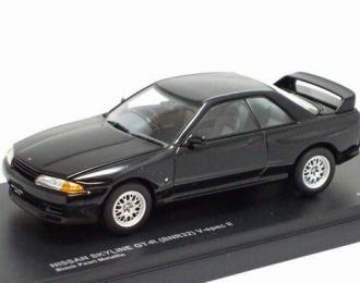 NISSAN SKYLINE GT-R (R32), Black