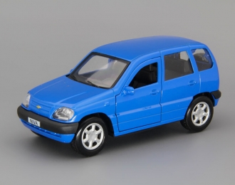 NIVA Chevrolet, blue
