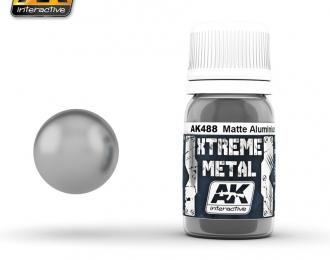 XTERME METAL MATTE ALUMINIUM (металлик, матовый алюминий)