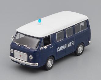 FIAT 238 Minivan Carabinieri, Полицейские Машины Мира 2, синий