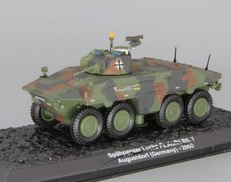 Spahpanzer Luchs Pz.Aufkl.Btl. 7, Germany (2000)