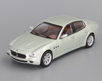 MASERATI Quattroporte, Суперкары 64, light green metallic