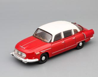 (Уценка!) TATRA 603-1, Автолегенды СССР 155, красный