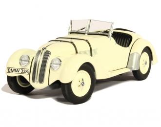 BMW 328 Roadster (1938), cream