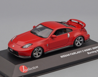 NISSAN 350Z NISMO (2003), red