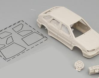 Сборная модель Волжский автомобиль 2114
