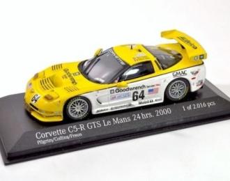 CHEVROLET Corvette C5-R #64 Pilgrim - Collins - Freon Le Mans 2000