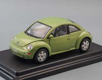 VOLKSWAGEN New Beetle (1998), green