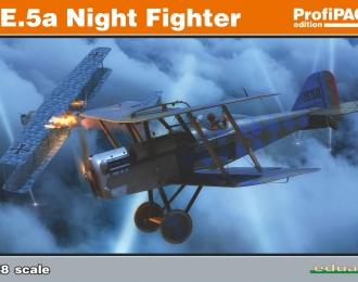 Сборная модель Британский ночной истребитель Royal Aircraft Factory S.E.5a