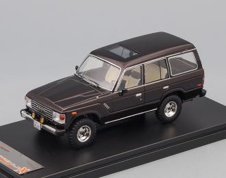 TOYOTA Land Cruiser 60 (1982), brown