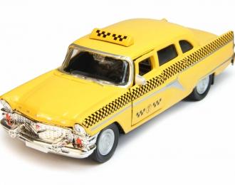 Горький 13 Такси, желтый