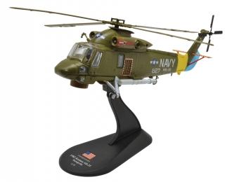 Kaman SH-2F Seasprite, Helikoptery Świata 52