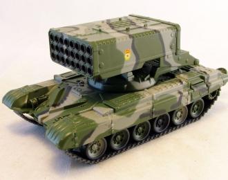 ТОС-1 Буратино, Боевые Машины Мира 22