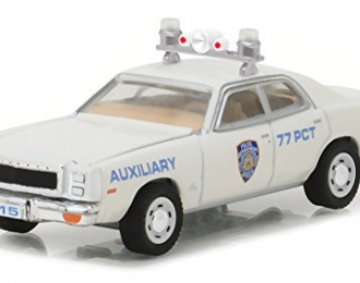 """PLYMOUTH Fury """"New York City PoliceDepartment"""" (NYPD) 1977"""