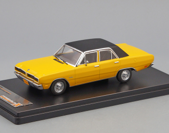 DODGE Dart Gran Sedan 1976 Yellow / Black Roof