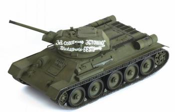Сборная модель Советский средний танк Т-34/76 (1942)