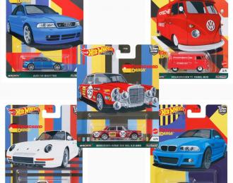Hot Wheels  Car Cultures 2021- C Case German