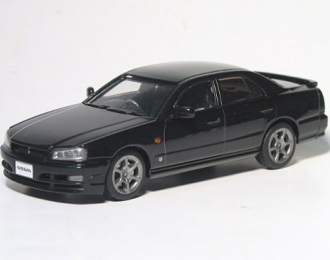 NISSAN Skyline 25 GT Turbo 2000, black