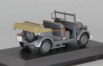 MERCEDES-BENZ 200V G5 W152 Gebirgstruppen-Ausfuhrung (1938), grey