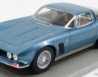 ISO Grifo GL 365 Coupe (1967), light blue metallic